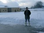 Keeping the snow at bay