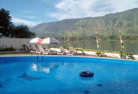 Zoes Paradise Waterfront Hotel Lake Toba