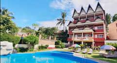 Zoé's Paradise Waterfront Hotel Samosir Island