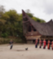 Batak Dancing Simanindo