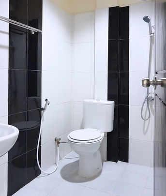 Bathroom Zoé's Paradise Waterfront Hotel