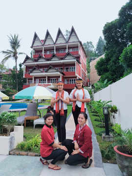 Zoes Paradise Waterfront Hotel Lake Toba