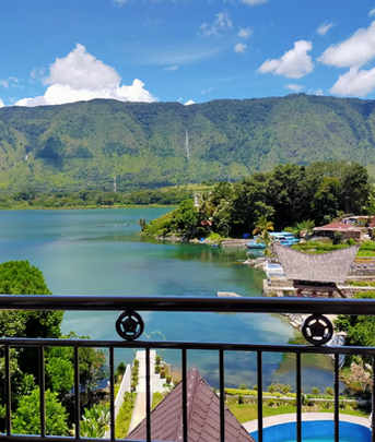 amazing view Zoes Paradise Waterfront hotel