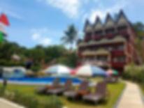 Lake Toba Hotel Zoe's Paradise Samosir Island