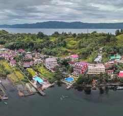 Lake Toba Zoe's Paradise Waterfront Hotel