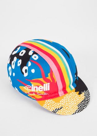 Paul Smith x Cinelli Caps