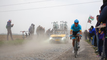A Day At Paris Roubaix