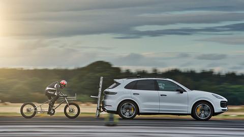 Moss Bikes   European Land Speed Record Bicycle