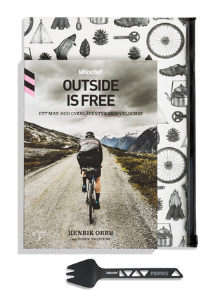 Velochef Outside Is Free Book Launch
