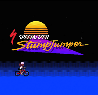 Stumpjumper: The Video Game!
