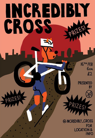Incredibly Cross is coming!
