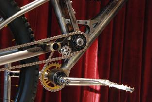 Starling Cycles Handbuilt Sturn SS Downhill Bike