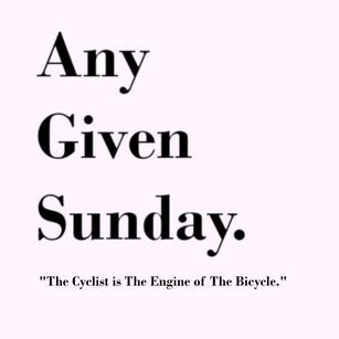 Any Given Sunday Podcast