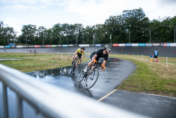 Herne Hill Velodrome's Velofete - Fixed Gear Crit