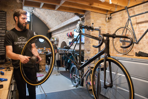 John's #ProjectHillClimb Part 1 - The Build At Super Domestique