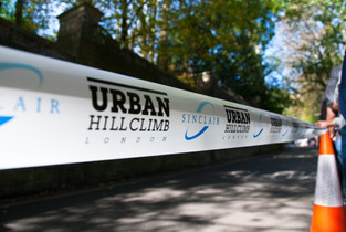 A Saturday Of Suffering: Urban Hill Climb