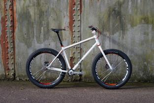 Davey Push Bikes: Full-Moto Build!