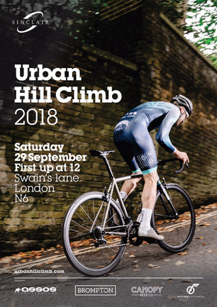 Urban Hillclimb Returns: Saturday 29th September