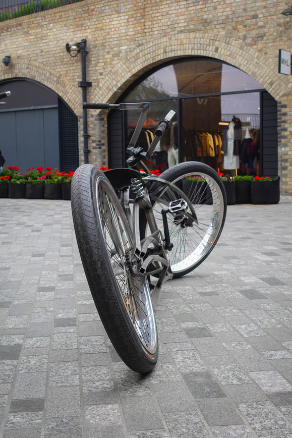 Gonzo Kustoms & OCD Connection At Coal Drops Yard