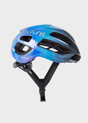 Paul Smith + Kask Launch Protone Version 2 'Blue Gradient' Helmet