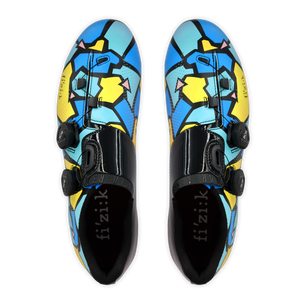 'Fit To Grace The Winner' - Fizik Special Edition Giro d'Italia Shoes
