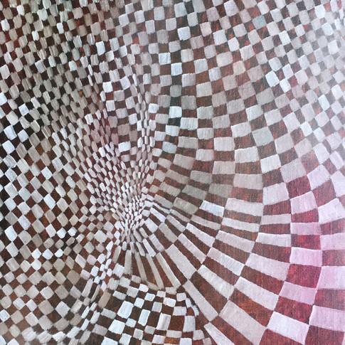 2017, oil on canvas (linen)