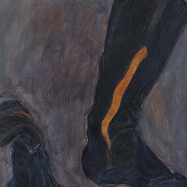 2008, 50 x 70 cm oil on canvas (linen)
