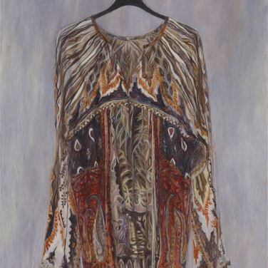 2010, 70 x 100 cm oil on canvas (linen)