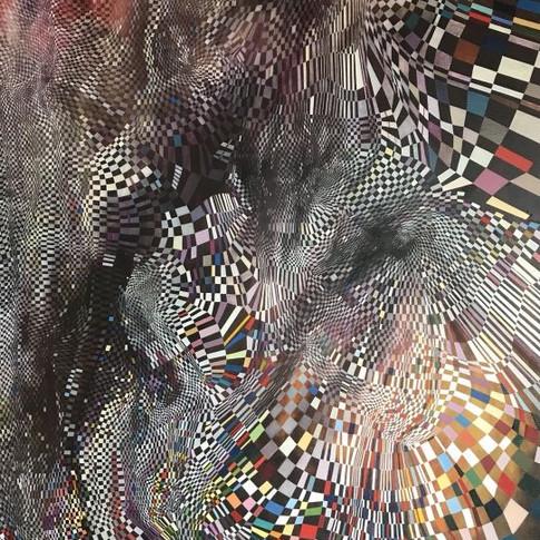2018, oil on canvas, 110x150 cm