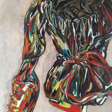 2015, 60 x 85 cm oil on canvas (linen)