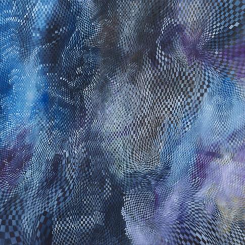2013, 80 x 80 cm oil on canvas (linen)