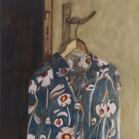 2008, 60 x 90 cm oil on canvas (linen)