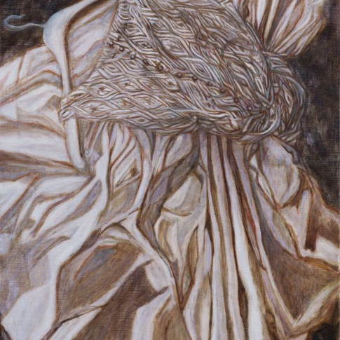 2013, 70 x 120 cm oil on canvas (linen)