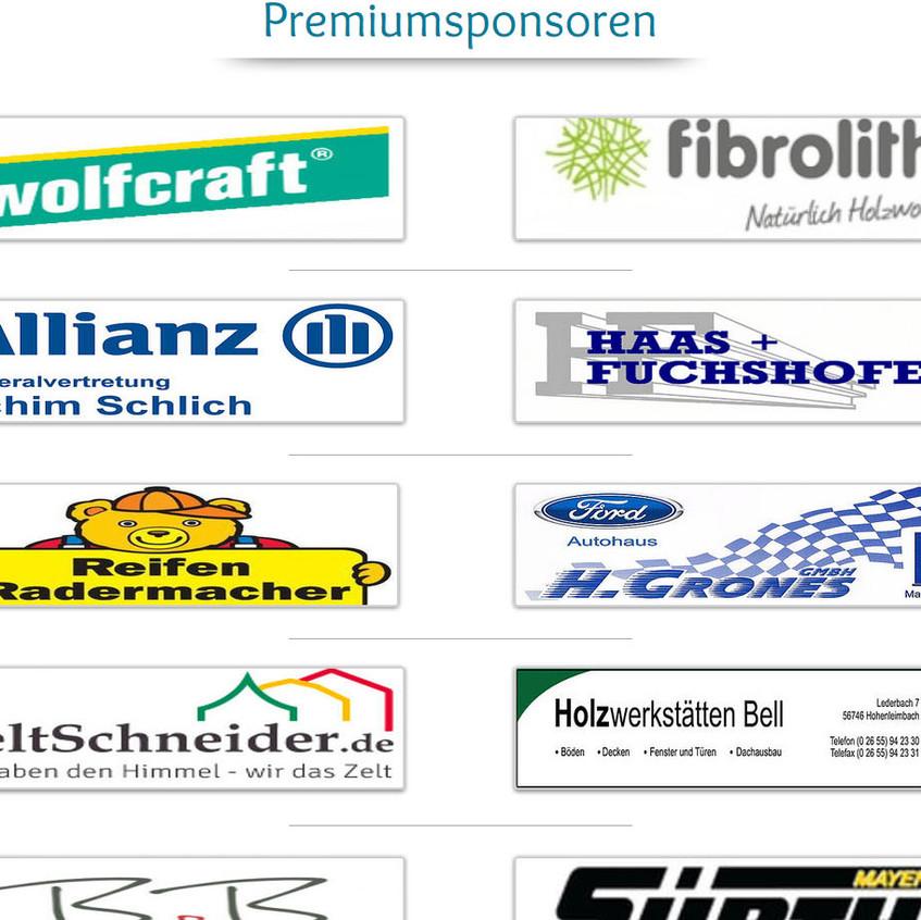 Sponsoring SCK Bsp.