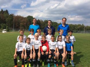 Heimpremiere für die F-Jugend der SG Kempenich-Spessart