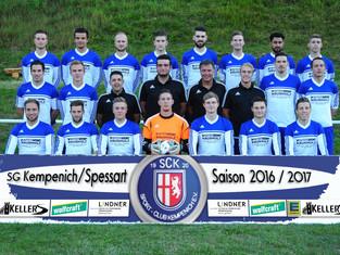 Offizielle Mannschafts-Fotos Senioren - Saison 2016/2017