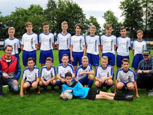 C-Junioren qualifizieren sich vorzeitig für die Kreisliga – Endspiel um die Staffel-Meisterschaft.