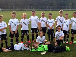 E2-Jugend startet mit deutlichem Sieg in die neue Saison.