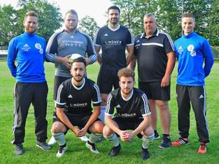 Neuformierte SG mit durchwachsener Vorbereitung – Sieg zum Saisonstart im Kreispokal.
