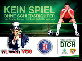 Der SC Kempenich bietet ein attraktives Ausbildungskonzept für Schiedsrichteranwärter.