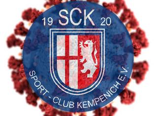Sportclub muss Jahreshauptversammlung erneut absagen.