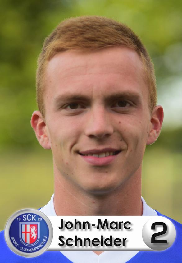 John-Marc Schneider 2
