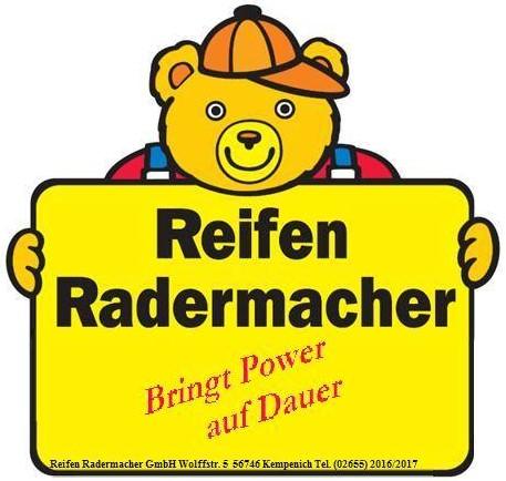 Reifen Radermacher Logo