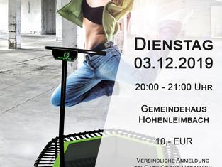 Erneut Jumping-Event in Kempenich/Hohenleimbach.