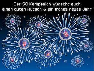 Guten Rutsch & Frohes Neues ! ! !