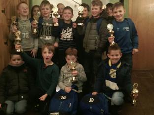 E2-Jugend der JSG Kempenich ist Staffelsieger.