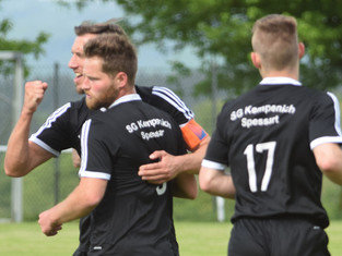 Nachtrag: Spielbericht SG Franken - SG Kempenich