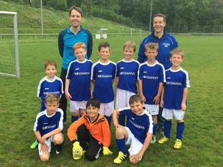 Erfolgreicher Saisonabschluss für die F-Jugend der JSG Kempenich.