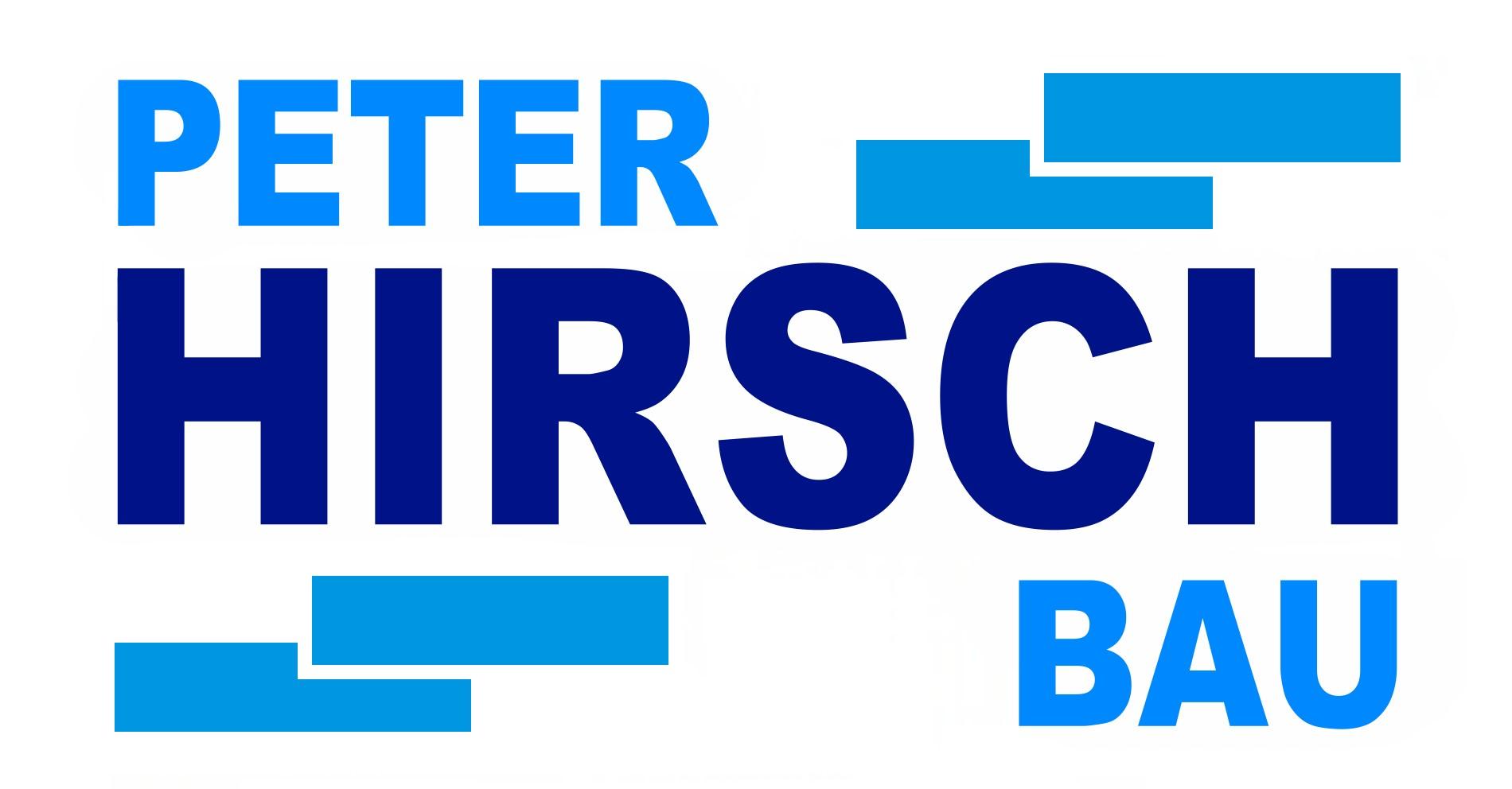 Peter Hirsch Bau - Logo