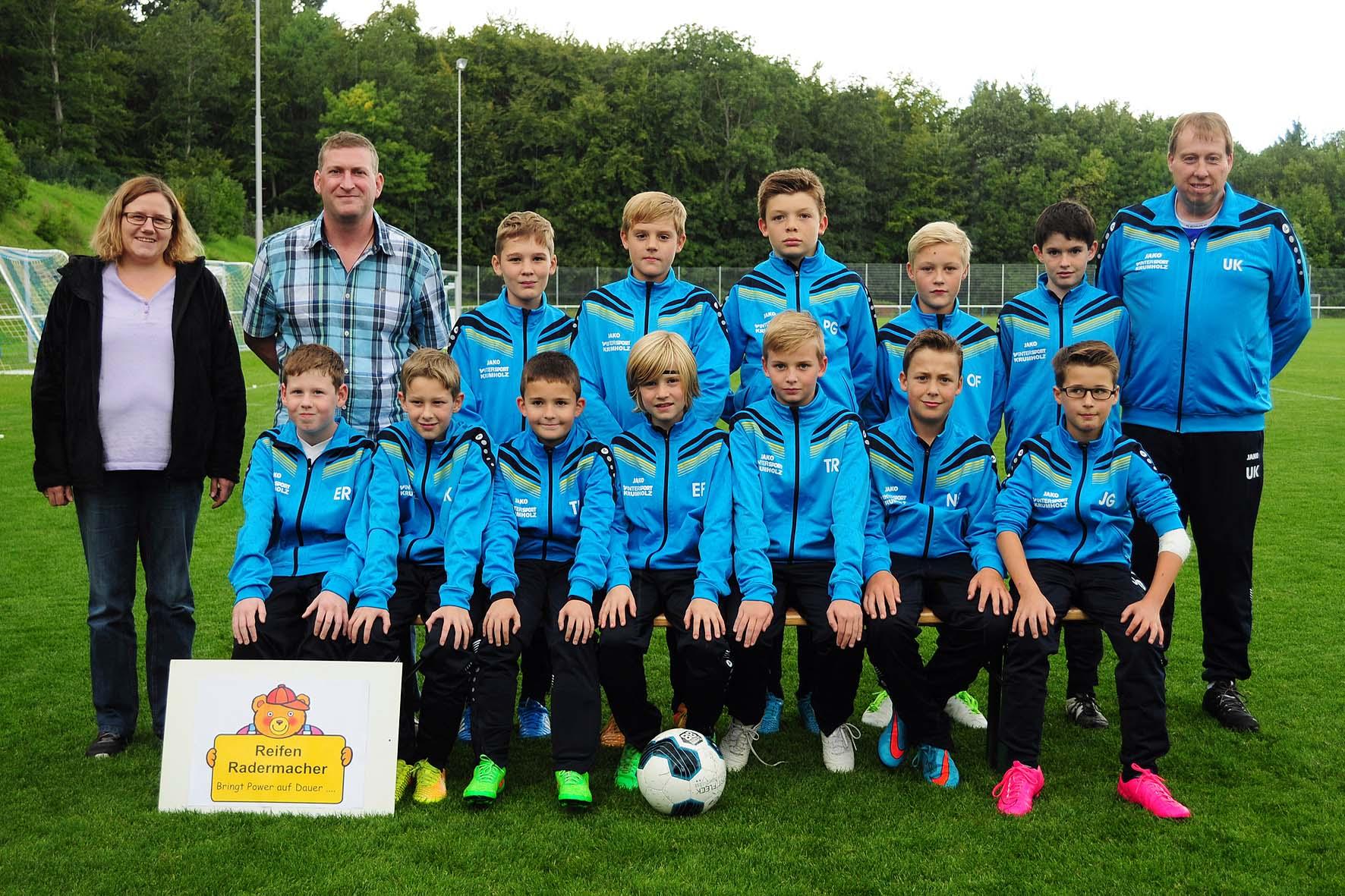 D2-Jugend 2015-16